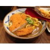 Curry Chicken Cutlet Udon