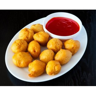 18. Sweet and Sour Chicken Balls