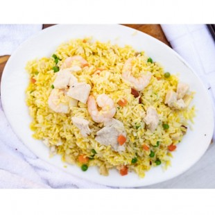 92a. Yeung Chow Fried Rice