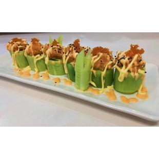 8. Cucumber Salad Roll (6pcs)
